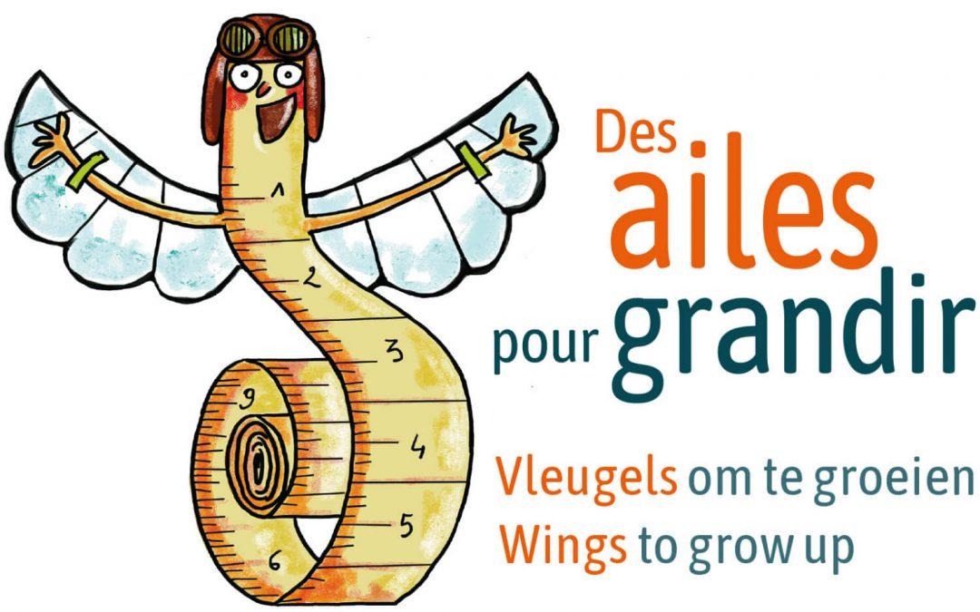 Des ailes pour grandir
