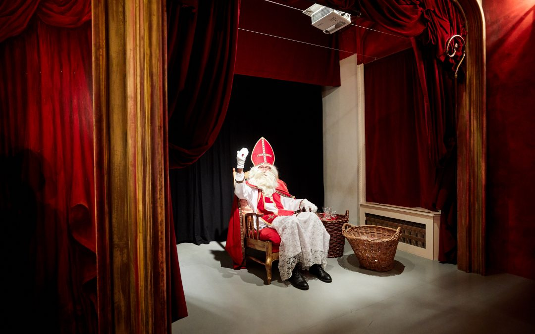 Saint Nicolas au Musée!