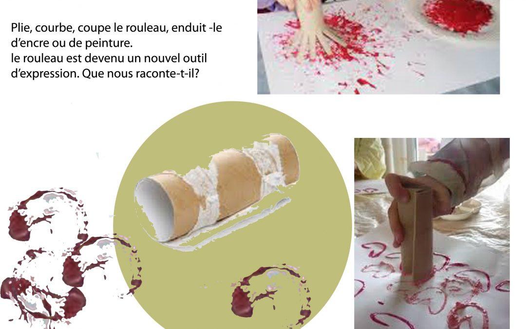L'atelier bricolage d'Emile
